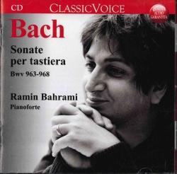 Sonate per tastiera, BWV 963-968