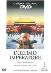 L'ultimo imperatore [DVD] / regia di Bernardo Bertolucci ; musiche Ryuichi Sakamoto, David Byrne e Cong Su ; sceneggiatura di Mark Peploe con Bernardo Bertolucci