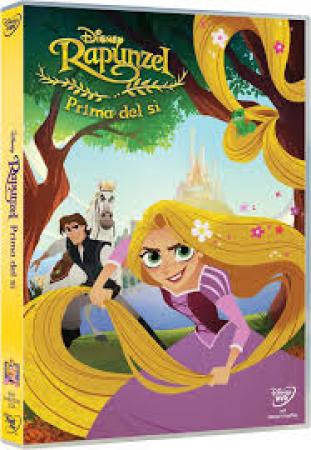 Rapunzel la serie. Prima del sì