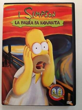 I Simpson. La paura fa novanta