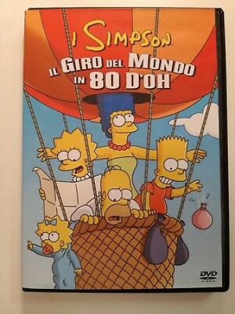 I Simpson. Il giro del mondo in 80 d'oh