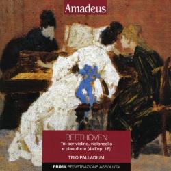 Trii per violino, violoncello e pianoforte (dai Quartetti per archi op. 18) [Audioregistrazione]