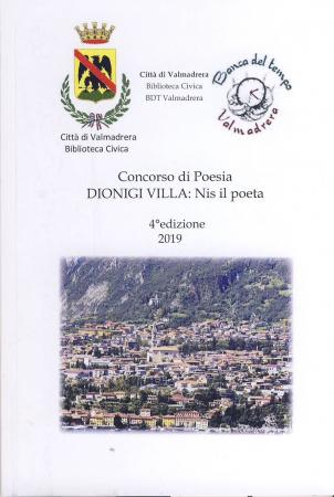 Concorso di Poesia Dionigi Villa: Nis il poeta 4. edizione