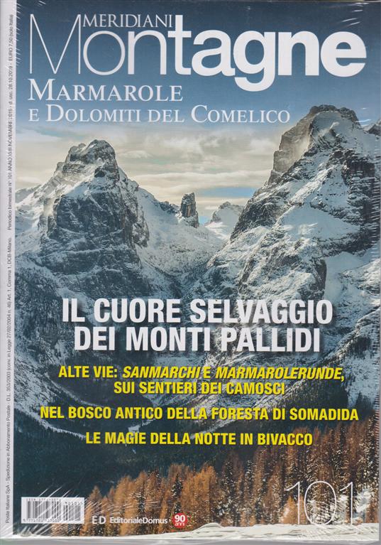 Marmarole e Dolomiti del Comelico