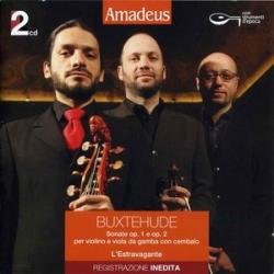 Sonate op. 1 e op. 2 Per violino e viola con cembalo [Audioregistrazione]