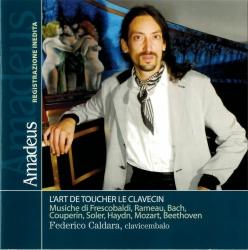 L'art de toucher le clavecin [Audioregistrazione]