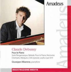 Pour le piano [Audioregistrazione]