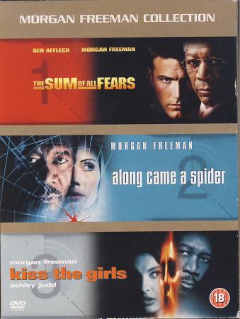 Morgan Freeman collection