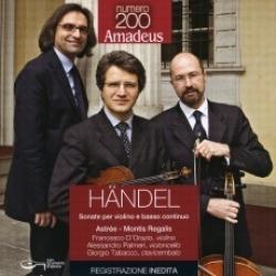 Sonate per violino e basso continuo [Audioregistrazione]