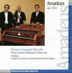 Trii per violino, fortepiano e violoncello [Audioregistrazione]