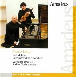 L'arte del duo [Audioregistrazione] [: opere per violino e pianoforte]