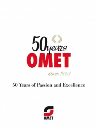 50 years Omet