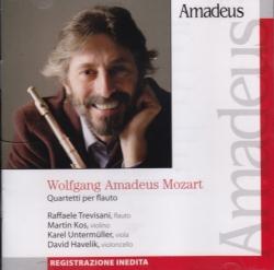 Quartetti per flauto [Audioregistrazione]