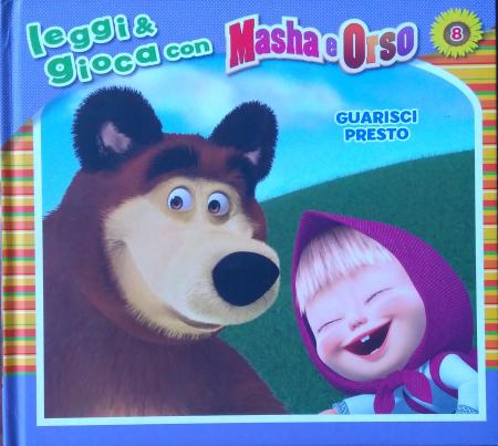 Masha e Orso. Guarisci presto
