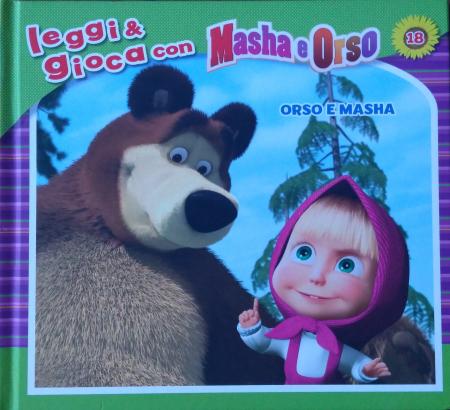 Masha e Orso. Orso e Masha