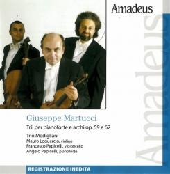 Trii per pianoforte e archi op. 59 e 62 [Audioregistrazione]