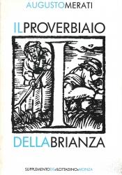Il proverbiaio della Brianza