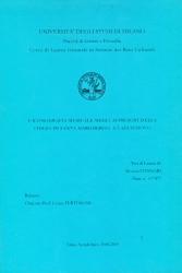 L'iconografia musicale negli affreschi della chiesa di Santa Margherita a Casatenovo / Monica Mannari ; rel. Cesare Fertonani ; Università degli studi di Milano, 2008-2009