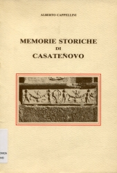 Memorie storiche di Casatenovo / Alberto Cappellini