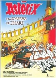 Asterix e la sorpresa di Cesare [DVD] / un film di Paul e Gaetan Brizzi ; tratto dai racconti di Goscinny e Uderzo ; sceneggiatura di Pierre Tchernia ; musiche di Vladimir Cosma
