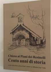 Chiesa ai Piani dei Resinelli