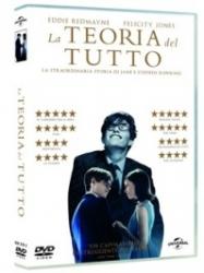 La teoria del tutto [DVD] [: la straordinaria storia di Jane e Stephen Hawking]
