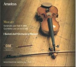Serenata per fiati in do minore K 388