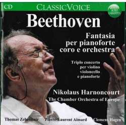 Fantasia per pianoforte coro e orchestra