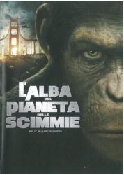 L'alba del pianeta delle scimmie [DVD]