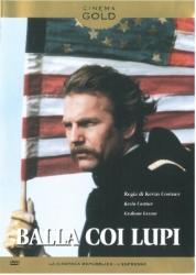 Balla coi lupi [DVD] / regia di Kevin Costner ; soggetto e sceneggiatura di Michael Blake dal suo romanzo omonimo ; musiche di John Barry, Peter Buffett