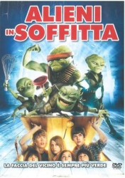Alieni in soffitta [DVD]