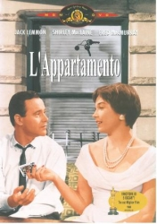 L'appartamento [DVD] / directed by Billy Wilder ; written by Billy Wilder and I.A.L. Diamond