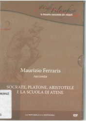 Maurizio Ferraris racconta Socrate, Platone, Aristotele e la scuola di Atene