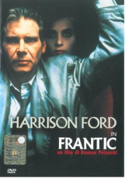 Frantic [DVD] / directed by Roman Polanski ; music by Ennio Morricone ; written by Roman Polanski and Gerard Brach