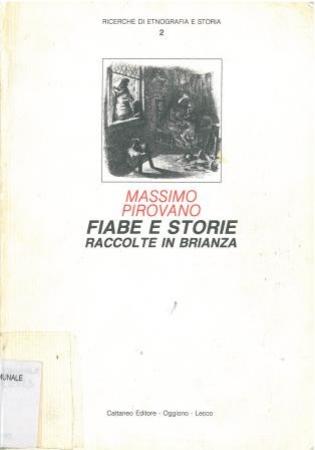 Fiabe e storie raccolte in Brianza / Massimo Pirovano