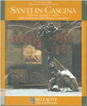 Santi in cascina : il lavoro, la fede e i santi nella tradizione della Brianza contadina / Franca Pirovano, Domenico Flavio Ronzoni