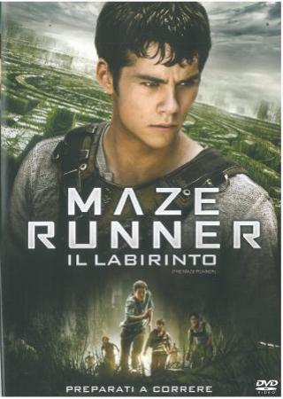Maze runner [DVD] [: il labirinto]