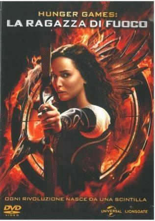 Hunger games [DVD] [: la ragazza di fuoco]