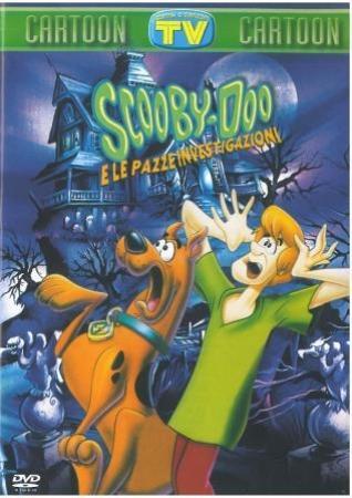 Scooby-Doo e le pazze investigazioni [DVD]