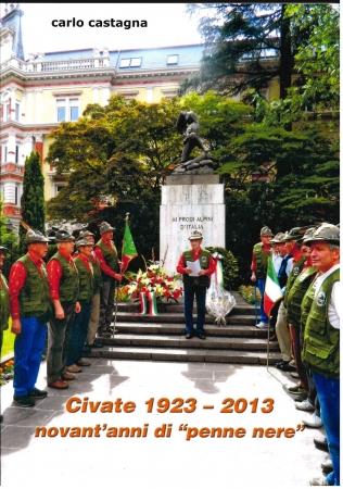 Civate 1923-2013: novant'anni di penne nere