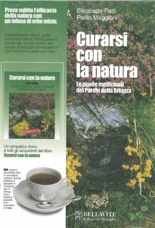 Curarsi con la natura : le piante medicinali dei parchi della Brianza / Elisabetta Patti, Paolo Maggioni