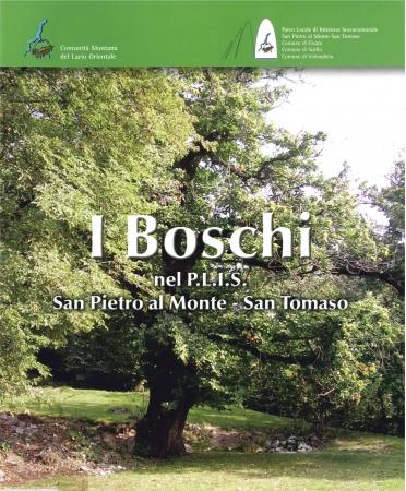 I boschi nel Plis : San Pietro al Monte, San Tomaso / Renato Corti, Nicola Gallinaro