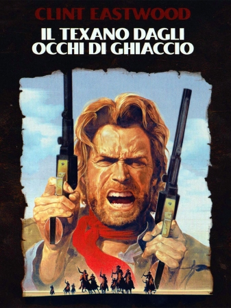 Il texano dagli occhi di ghiaccio [DVD] / directed by Clint Eastwood ; music by Jerry Fielding ; screenplay by Phil Kaufman and Sonia Chernus