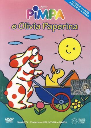 Pimpa e Olivia Paperina