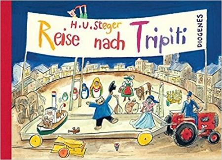 Reise nach Tripiti