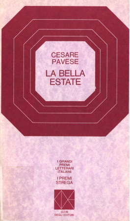 La bella estate / Cesare Pavese
