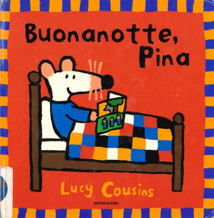 Buonanotte, Pina / Lucy Cousins