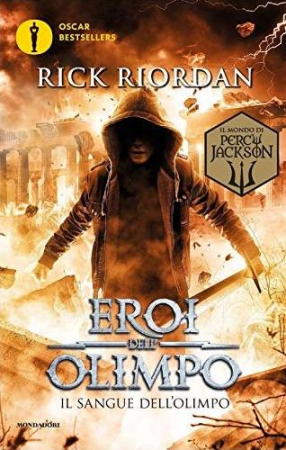 Eroi dell'Olimpo. [5]: Il sangue dell'Olimpo