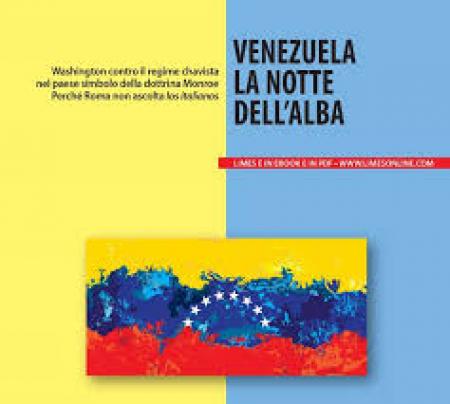 Venezuela la notte dell'alba
