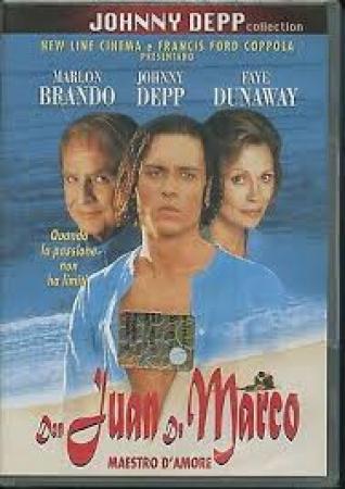 Don Juan de Marco, maestro d'amore